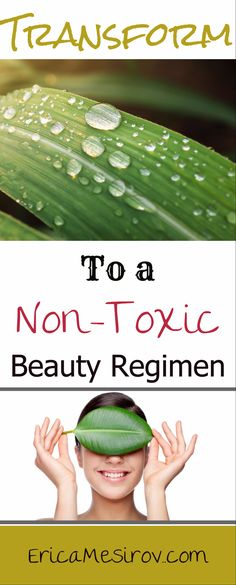 EWG Approved Makeup Brands + Recipe for DIY Non-Toxic Body Wash and Facial Moisturizer