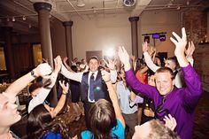 Wedding Dancing  #Friends #College #Fun  K Holly Photography
