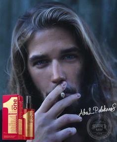 ¿Dejarse el pelo largo? Si, pero cuidado por favor... Prueba UNIQ ONE, elegido mejor producto del año 2012. Disponible en @Abel Pelukeros Elche