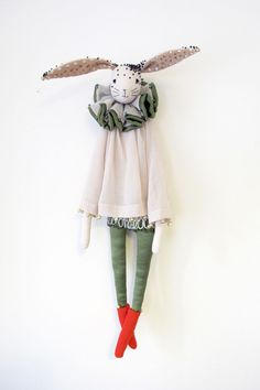 The Dulcie Doll: Merchant Archive X Alice Mary Lynch