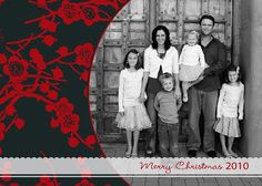 Summertime Designs: Christmas Card Templates