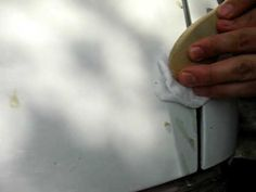 How to remove tree sap from car. Cheap easy way to remove sap at home.