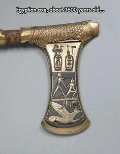 Egyptian Axe!