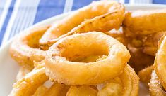 Onion rings are rarely good, but our brilliant recipe beats the odds.