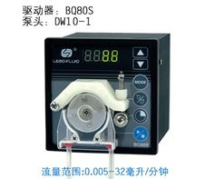 287.00$  Buy here - http://ali8ve.worldwells.pw/go.php?t=32651596404 - Mini BQ50S/BQ80S DW10-1 (1 Channel) Lab Pump Head Micro Low Flow Variable Peristaltic Pump Liquid Dosing Pumps  0.005-32ml/min