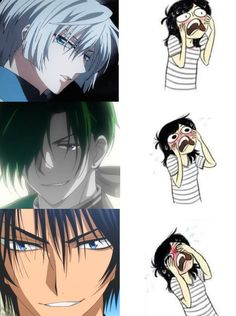 This is me... XD Even if I reverse Hak and Jae-ha, and make Shin-ah instead Ki-ja, but I love him too ^^