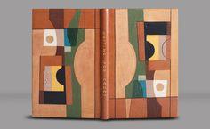 full leather binding by Derek Hood