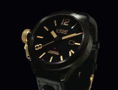 Crown Watch by U-Boat