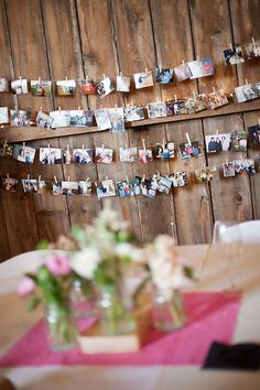 Inspiration ~ Banners and Garlands