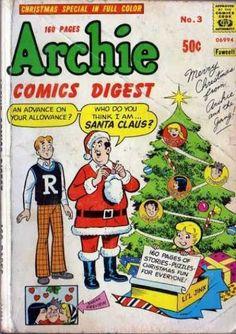 Archie Comics Digest 3, Archie Comic Publications, Inc. https://www.pinterest.com/citygirlpideas/archie-comics/