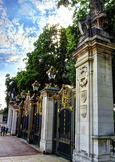 Buckingham Gate, London