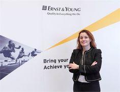 Ernst & Young Türkiye Denetim Hizmetleri Bölümü Ortağı Seda Hacıoğlu
