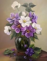 tablouri cu flori de primavara - Căutare Google