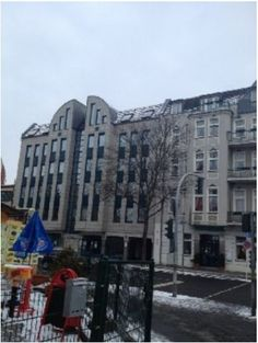 Immobili a Berlino e in Germania • Albergo a Berlino • 2.000.000 € • 2.842 m2