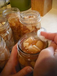 Canning Apple Pie Filling – How to make Homemade Apple Pie Filling