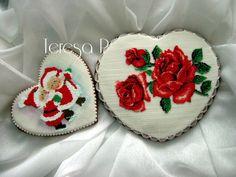 Mikołaj i róże