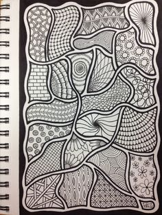 Zentangle | Flickr - Photo Sharing!