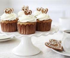 Perníkové mini muffiny