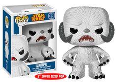 "Funko POP! Star Wars: Wampa POP 6"""