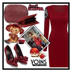 """""""Yoins 12"""" by erina-salkic ❤ liked on Polyvore featuring yoins, yoinscollection and loveyoins"""