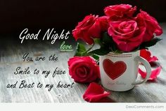 Good Night Pictures, Images, Photos - Page 2 Happy Rose Day Wallpaper, Good Night Wallpaper, Flower Wallpaper, Photo Wallpaper, Share Pictures, Night Pictures, Pictures Images, Quotes Images, Amazing Pictures