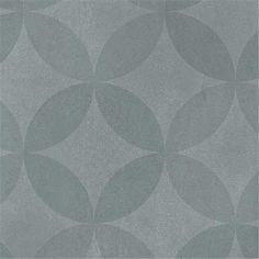 Vinylgolv Tarkett Trend 240 Circle Flower Blue - 5828123
