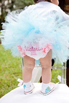 Disney Princess Cinderella Girl 1st Birthday Party Planning Ideas by Chivi The Best