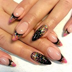 New Year's Eve calls for the most over the top nail art, and the most vivid glitters! Give clients unforgettable nails by seeking inspiration from these manicures submitted by our readers.
