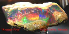Who knew there were opals in the good ol' USA?  Apparently in Nevada there are! I think I need to put this on my bucket list.  The Royal Peacock Opal Mine looks mighty interesting...