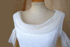 Elfenhaftes Kleid Brautkleid ALIDA Elben von Elfenkleider auf Etsy