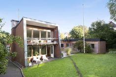 Arkitektritad villa i 1-plan