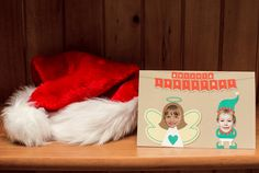 Santas Little Helpers - also available with two elves & two angels