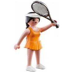 Vintage, Style, Fashion, Miniatures, Toys, Sports, Girls, Playmobil, Pictures