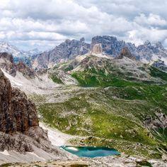 Italy, mountains