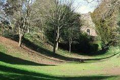 Rougemont Gardens in Exeter