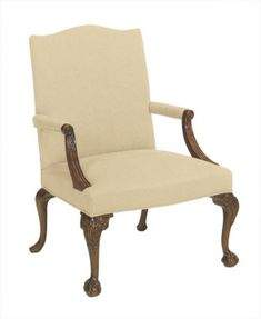 Gainsborough Chair from the James River collection by Hickory Chair Furniture Co. 1995=11