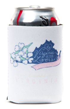 Virginia Is For Lovers Koozie