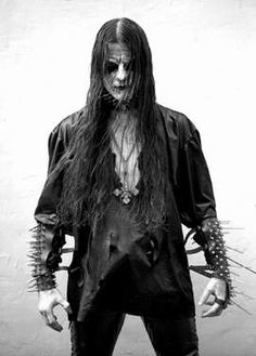 Infernus, Gorgoroth. One of my favorite pictures of him