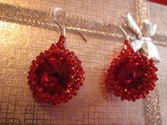 ruby Jewelery, Crochet Earrings, Fashion, Jewlery, Moda, Jewels, Jewerly, Fashion Styles, Schmuck