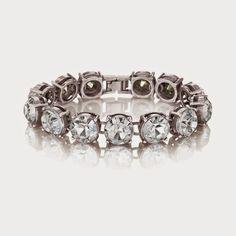 The Steal: Color Code Crystal Bracelet $38.00