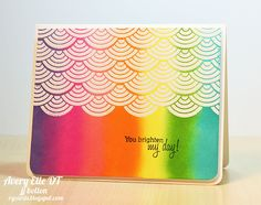 JJ Bolton {Handmade Cards}: Avery Elle: October Release Day #1 ~ Fanfare