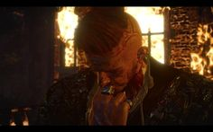 "Olgierd von Everec from ""Hearts of Stone"", ""The Witcher"" (polish game - ""Wiedźmin"") Olgierd Von Everec, The Witcher 3, Wild Hunt, Gaming, Hearts, Lighting, Stone, Fictional Characters, Lights"