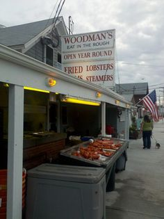 Woodman's:  A summer must do in Essex, MA