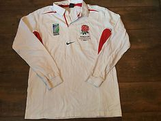 2003 england l/s world cup champions #rugby union #shirt adults xl #jersey top,  View more on the LINK: http://www.zeppy.io/product/gb/2/232107696046/