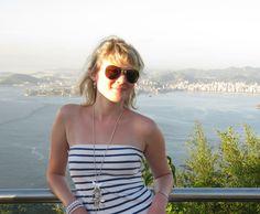 Kristina in Brazil