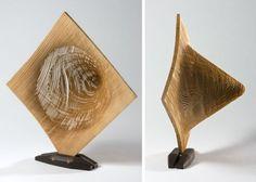Sandblasted Form by Jack Slentz