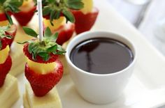 Ricotta Cheesecake and Fruit Lollipops