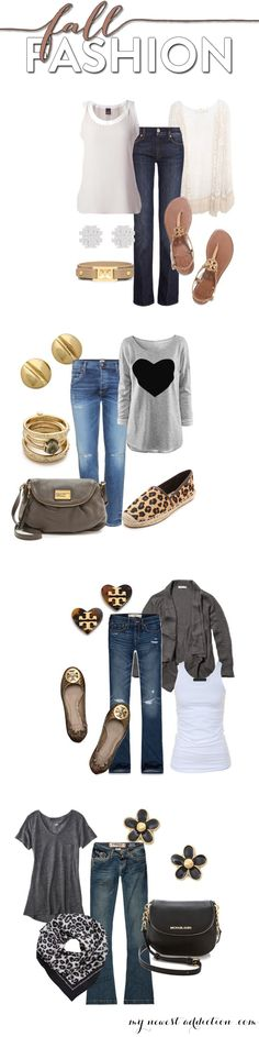 Fall 2014 Fashion | Casual - My Newest Addiction