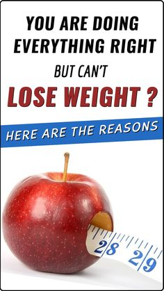 Common reasons why you can't lose weight even if you are doing everything right and how long does it take to notice weight loss, find out here. Weight Loss Plans, Weight Loss Journey, Weight Loss Tips, Food Tips, Food Hacks, Lose Wight, Weight Loss Results, Do Everything, To Loose