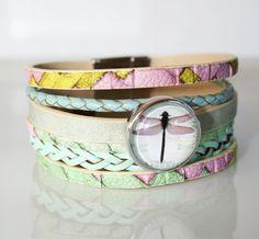 Retrouvez cet article dans ma boutique Etsy https://www.etsy.com/ca-fr/listing/476957727/bijou-snap-bracelet-snap-multi-rangs-de